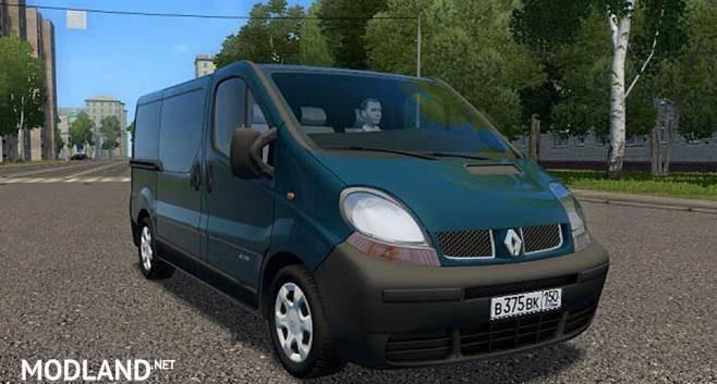 Renault Traffic Cargo Mod [1.5.9]